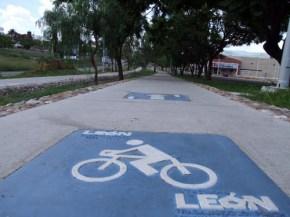 Plus de cyclistes à León, Guanajuato pour2030