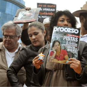 La vérité sur l'affaire Regina Martínez a été dissimulée, l'impunité règne auMexique
